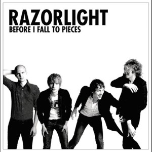 Album Before I Fall To Pieces from Razorlight