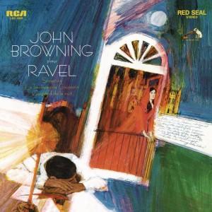 Album Ravel: Sonatine, M. 40 & Le tombeau de Couperin, M. 68 & Gaspard de la nuit, M. 55 from John Browning