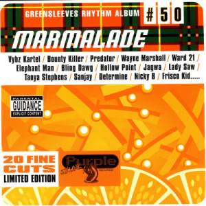 Album Marmalade from Various Artists