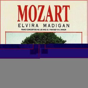 Svetlana Stanceva的專輯Mozart - Elvira Madigan