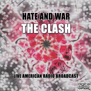 Album Hate And War from The Clash
