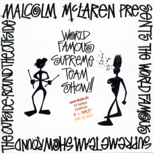 Album Round The Outside! Round The Outside! from Malcolm McLaren