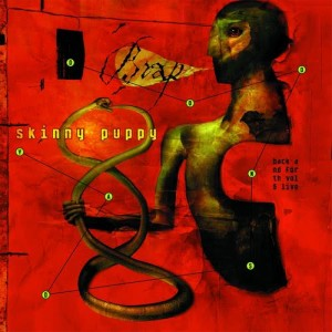 Album Doomsday (Back & Forth Vol. 5 LIVE) from Skinny Puppy