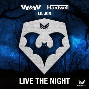 W&W的專輯Live The Night