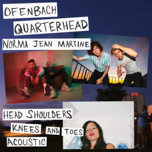 Ofenbach的專輯Head Shoulders Knees & Toes (feat. Norma Jean Martine) (Acoustic)
