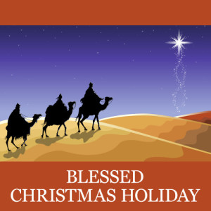 Album Blessed Christmas Holiday from The Faith Crew