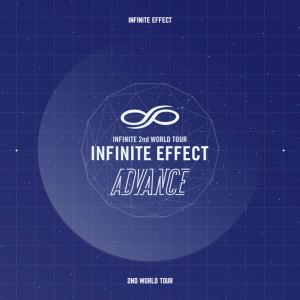 อัลบัม INFINITE EFFECT ADVANCE LIVE ศิลปิน INFINITE