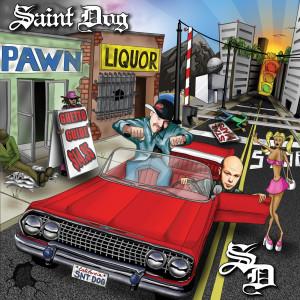 Album Ghetto Guide from Saint Dog