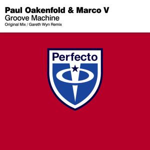 Paul Oakenfold的專輯Groove Machine
