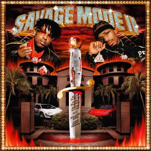 Album SAVAGE MODE II from 21 Savage