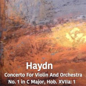 Album Haydn Concerto For Violin And Orchestra No. 1 in C Major, Hob. XVIIa: 1 from Antonina Petrov