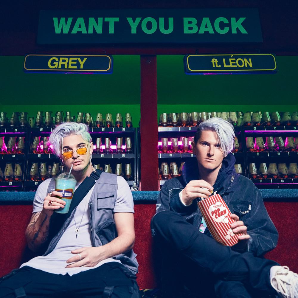 Want You Back 2019 Grey; Léon