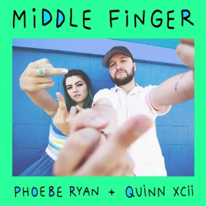 Album Middle Finger from Phoebe Ryan