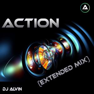 Album Action (Extended Mix) from DJ Alvin