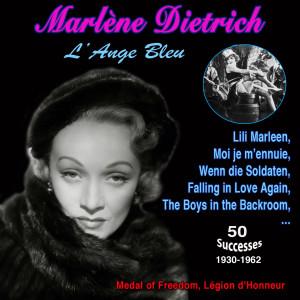 "Album Marlène Dietrich - ""L'ange Bleu"" (50 Successes (1930-1962)) from Marlene Dietrich"
