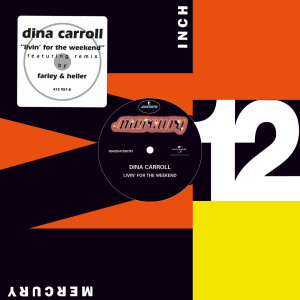 Album Livin' For The Weekend from Dina Carroll