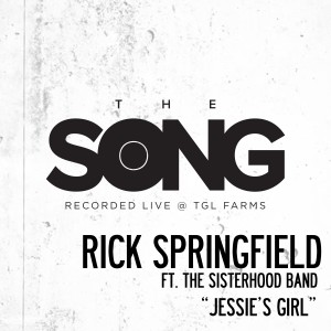 Rick Springfield的專輯Jessie's Girl (The Song Recorded Live @ TGL Farms)