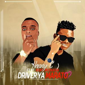 Album Driver Ya Marato from King Monada