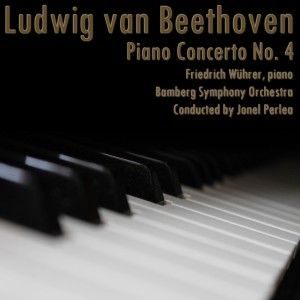 Album Beethoven: Piano Concerto No. 4 from Bamberg Symphony Orchestra