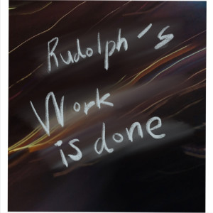Album Rudolph's Work Is Done from Cream