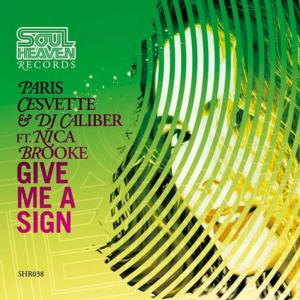 Album Give Me a Sign (feat. Nica Brooke) from Nica Brooke