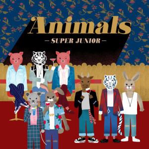 Super Junior的專輯Animals