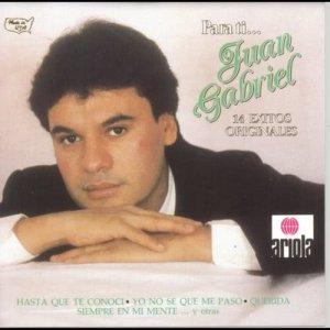 收聽Juan Gabriel的El Noa Noa歌詞歌曲