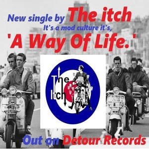 Album A Way of Life from The Itch