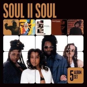 Album 5 Album Set from Soul II Soul