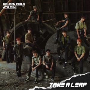 Golden Child 4th Mini Album [Take A Leap] dari 골든 차일드(Golden Child)