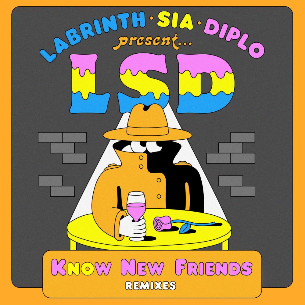 ฟังเพลงอัลบั้ม No New Friends (Remixes)