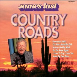 Album Country Roads from James Last