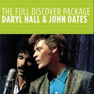 Daryl Hall And John Oates的專輯The Full Discover Package