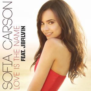 Love Is the Name 2016 Sofia Carson; J Balvin