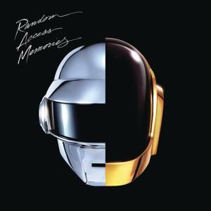 Daft Punk的專輯Random Access Memories