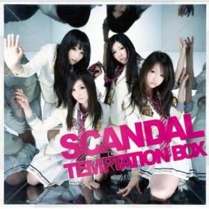 Scandal的專輯Temptation Box