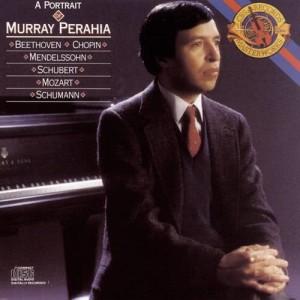 Murray Perahia的專輯A Portrait of Murray Perahia