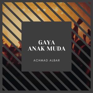 Gaya Anak Muda dari Achmad Albar