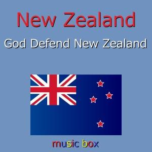 Album New Zealand/God Defend New Zealand (Music Box) from Orgel Sound J-Pop