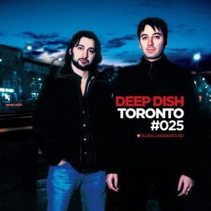 Deep Dish的專輯Global Underground #25: Deep Dish - Toronto