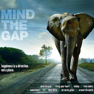 Album Mind the Gap from Mind The Gap