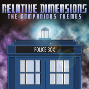 Album Relative Dimensions - The Companions Themes from The Evolved