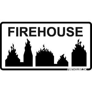Hård som Wozniacki dari Firehouse