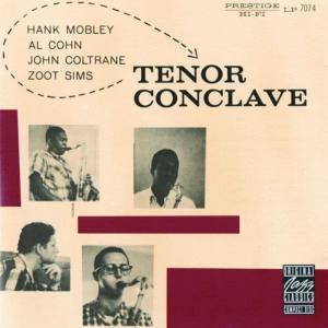 收聽Hank Mobley的Tenor Conclave歌詞歌曲