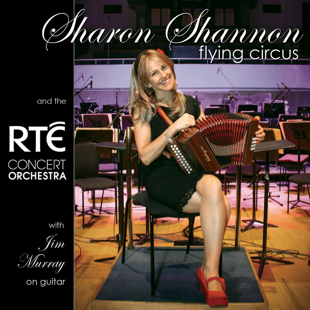 Top Dog Gaffo 2012 Sharon Shannon; The RTÉ Concert Orchestra