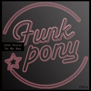 Album On My Way EP from Adam Sharpe