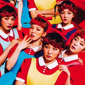 อัลบั้ม The Red - The 1st Album