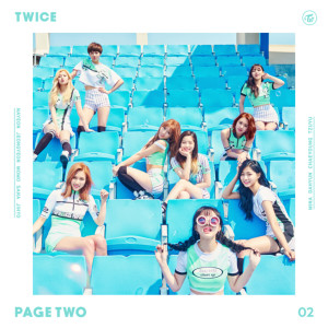 TWICE的專輯Page Two