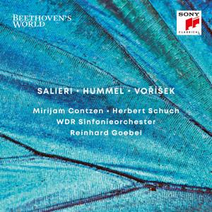Album Beethoven's World: Salieri, Hummel, Vorisek from Reinhard Goebel