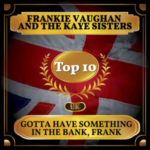 Album Gotta Have Something in the Bank, Frank from Frankie Vaughan